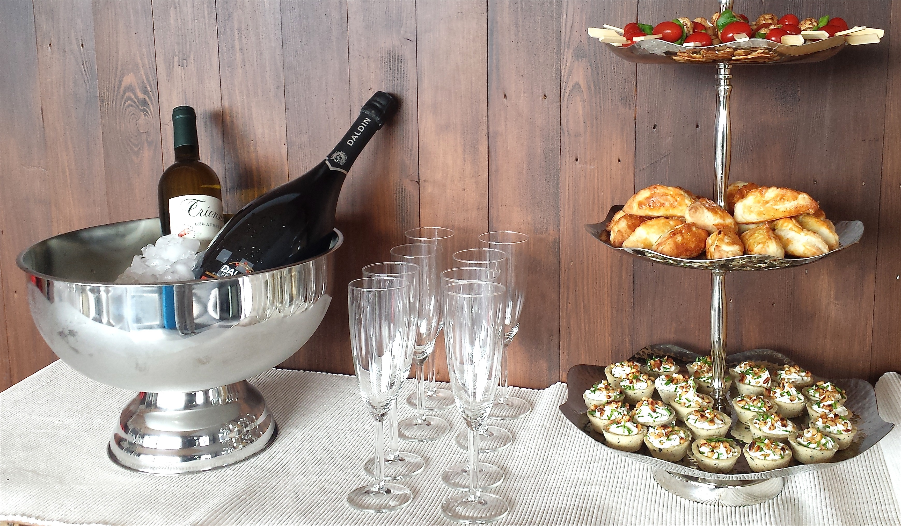 Catering Basel, Millefeuille-Catering, Partyservice, Apéro riche, Chäsfondue, Fondue Chinoise, Fondue Bourgignonne